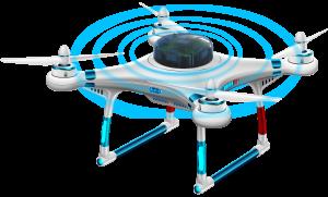 OleaVision360 on Drone