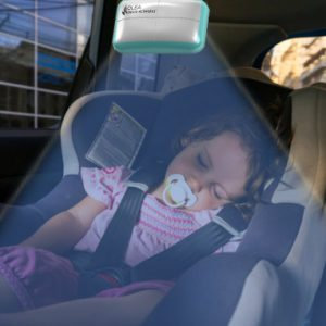 OLEAVISION – protects your children in the car