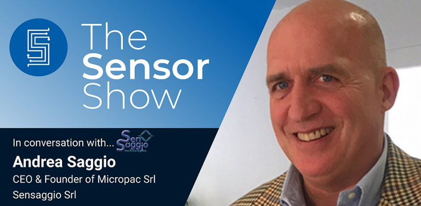 The Sensor Show Congress Speaker Spotlight with Andrea Saggio of Sensaggio